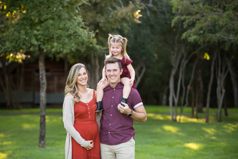 family-pregnant-photos