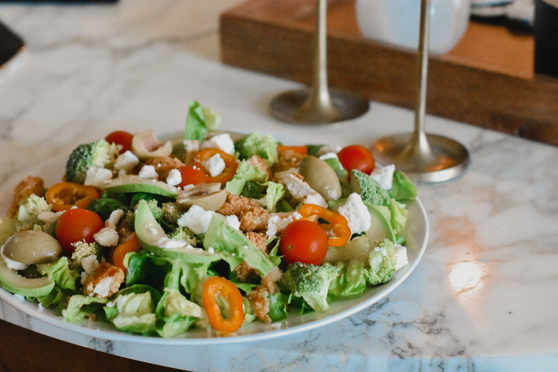 gluten free house salad recipe